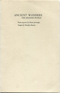 Ancient Wonders - The Modern World by Diane Jarvenpa