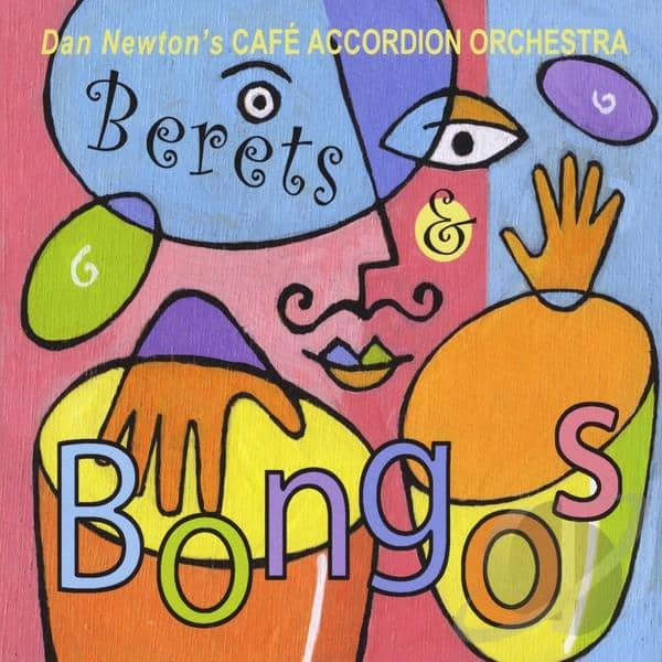 Cafe Accordion Orchestra: Berets and Bongos