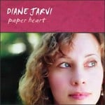 Diane Jarvi's Paper Heart CD cover