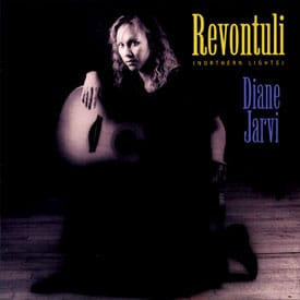 Revontuli by Diane Jarvi CD cover