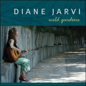 Wild Gardens by Diane Jarvi CD cover